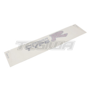 Genuine Honda Rear Quarter Side Type R Sticker Decal Integra Type R DC5 Type B