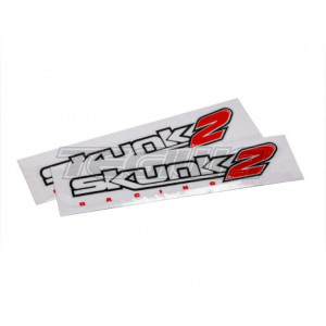 Skunk2 12-Inch Decal Pack
