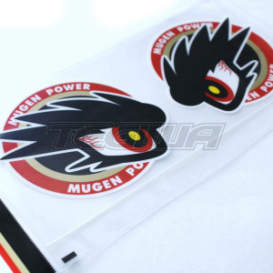 MUGEN COMMANDER EYE STICKER