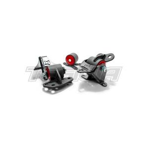Innovative Mounts 96-00 Civic Hx Conversion Mount Kit (D-Series/Cvt To Manual)