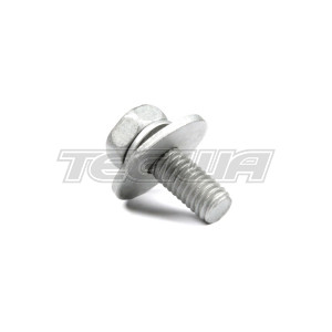 GENUINE HONDA ENGINE BAY BOLT WASHER MOST DULL FINISH MOST MODELS M6 X 16MM
