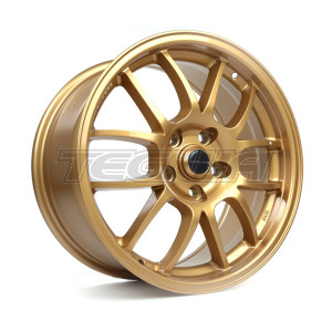 949 RACING 6UL ALLOY WHEEL 17 X 10 BRONZE 5X114 ET52