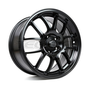 949 RACING 6UL ALLOY WHEEL 17 X 9 CHARCOAL 5X100 ET40