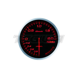 DEFI 60MM ADVANCE BF GAUGES RED