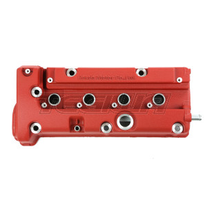 GENUINE HONDA RED ROCKER COVER CIVIC FN2 FD2 K20Z TYPE R