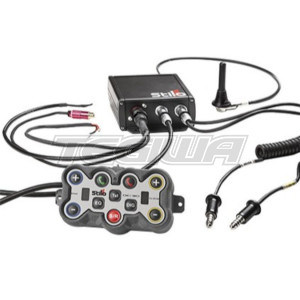 Stilo DG-30 Intercom. Professional, 2 circuits, digital noise cancelling, camera/radio input, integrated GSM module (2g), 12V