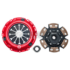 ACTION CLUTCH STAGE 4 KIT MITSUBISHI LANCER 1996-2000 2.0L TURBO JDM EVO 4-6  *MUST USE ACR RACING FLYWHEEL