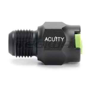 """Acuity 1/4"""" SAE Quick Connect to –6AN Adapter (6AN to EFI)"""