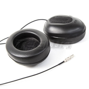 Stilo Rally Earmuffs - With speakers - With earplug connector