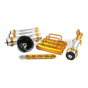 YELLOW SPEED RACING YSR AIR JACK 4 POINT WITH CONNECTOR VALVE