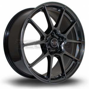 ROTA AR10 ALLOY WHEEL 19 X 8.5 5X114 ET44 730 HYPER BLACK