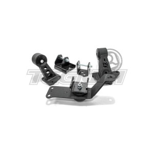 Innovative Mounts 00-09 S2000 Adapter Conversion Engine Mount Kit (K-Series/Manual/Extra Header Clearance)