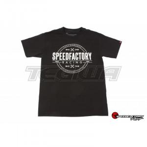 SPEEDFACTORY RACING BADGE T-SHIRT