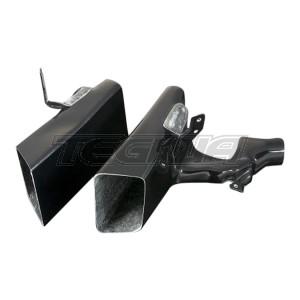 J's Racing TYPE-S Brake Duct Set - Honda