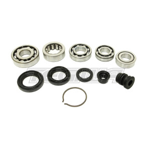 SYNCHROTECH BEARING & SEAL KIT 01-05 HONDA CIVIC COUPE EM2 D17 SOHC