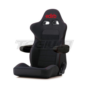 BRIDE edirb 054 Reclining Bucket Seat Ultra Suede Reclining Bucket Seat