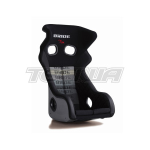 BRIDE XERO RS Fixed Back Bucket Seat - FIA Approved