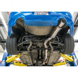BALLADE SPORTS 76MM CATBACK EXHAUST HONDA S2000 AP1 AP2 00-09