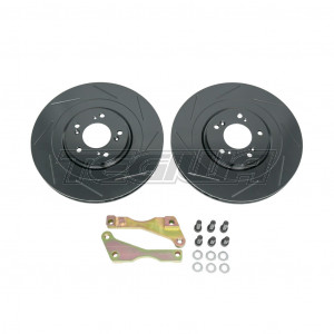 BALLADE SPORTS 330MM FRONT BIG BRAKE DISC KIT HONDA S2000 00-09