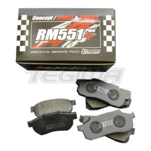 J's Racing Seido-ya Brakepad front RM551+ Honda S2000
