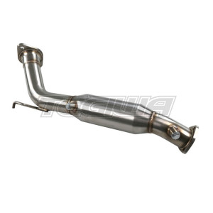TEGIWA 100 CEL 70MM RACE CAT DOWNPIPE HONDA CIVIC TYPE R EP3 01-06