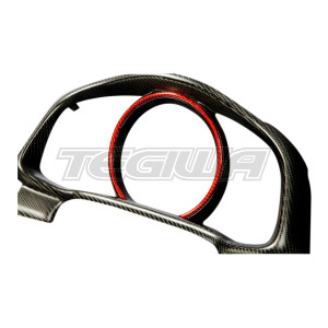 J's Racing Carbon instrument panel Honda Fit/Jazz
