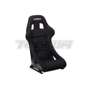 COBRA IMOLA PRO-FIT FIBREGLASS SEAT - BLACK