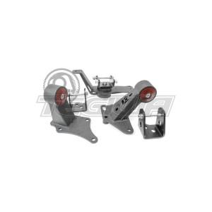 Innovative Mounts 00-09 S2000 Adapter Conversion Engine Mount Kit (K-Series/Manual/Oem Position)