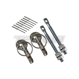 RRS Dakar Alloy/Steel Quick Release Bonnet Pins Pair
