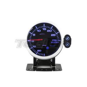 DEPO RACING BOOST PSI STEPPER MOTOR GAUGE PEAK 60MM
