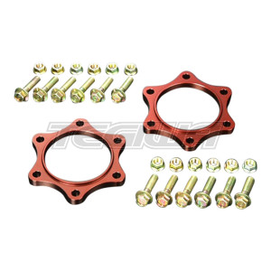 J's Racing Drive Shaft Spacer and Fittings Honda S2000