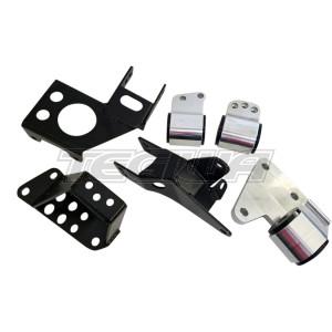 Hasport EG/DC Dual Height K-Series Mount Kit (Honda Civic Si 12-15 /Honda Accord 08-12 Transmission & Manual AWD)