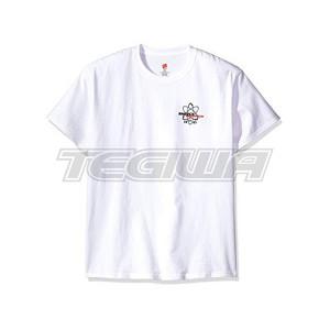 ENERGY SUSPENSION T-SHIRT X-LARGE WHITE