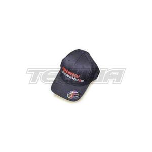 ENERGY SUSPENSION CAP - BLACK W/ ENERGY LOGO