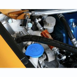 J's Racing Engine Torque Damper - Honda