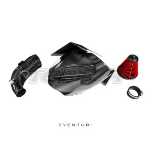EVENTURI BLACK CARBON INTAKE KIT TOYOTA SUPRA MK5 A90