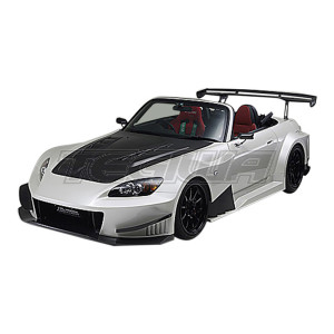 J's Racing S2000 TYPE-GT Wide Body Aero System