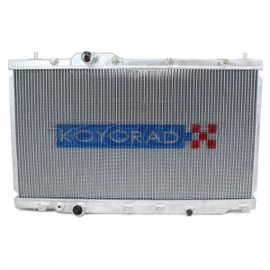 KOYO RACING RADIATOR HONDA CIVIC TYPE R FK8 17+