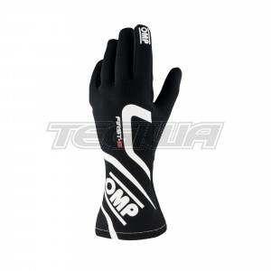 OMP FIRST-S GLOVES FIA 8856-2018