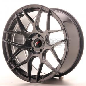 Japan Racing JR18 Alloy Wheel 19x9.5 - 5x120 - ET22 - Hyper Black