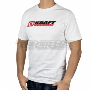 KRAFTWERKS CLASSIC LOGO T-SHIRT WHITE