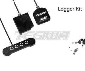 AIM STRADA TRACK LOGGER KIT WITH DATA HUB AND GPS