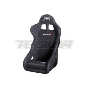 OMP HA/741E  TRS E RACING RACE BUCKET SEAT  TOP SELLING ENTRY LEVEL - in 3 COLOURS! - BLACK