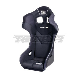 OMP HA/793/N  HRC-R GT RACE BUCKET SEAT FIBREGLASS SHELL WITH FIRE RESISTANT AIRNET