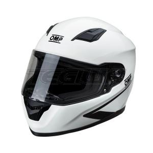 OMP SC613  Circuit EVO Helmet Full Face in 3 Colours XS-XXL Track Day / Karting