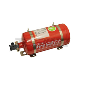 SPA 4 Litre Steel Electrical Auto Head Fire Suppression Kit