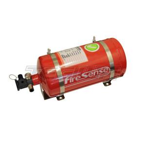 SPA 4 Litre Steel Mechanical Auto Head Fire Suppression Kit