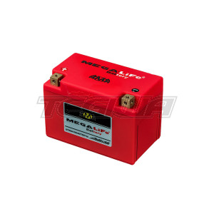 Mega-Life MR-8 LiFePO4 Lithum-Ion Lightweight Race Battery