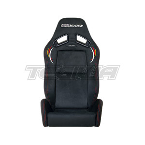 MUGEN MS-Z SEMI BUCKET SEAT AND RAIL SET DRIVERS / RIGHT