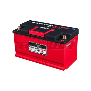 Mega-Life MV-100 LiFePO4 Lithum-Ion Lightweight Race Battery